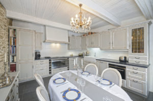 french cabinetry traditional kitchen 6