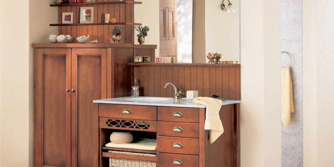 french cabinetry bathroom wood concept