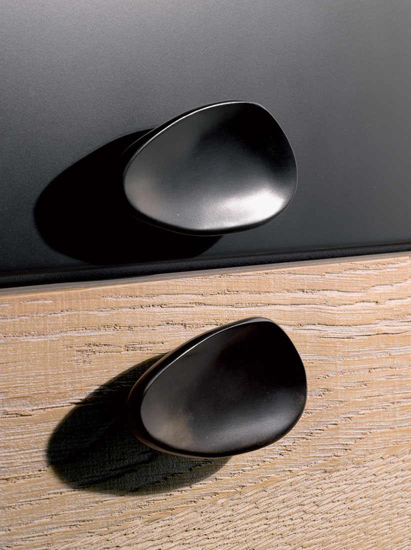 french cabinetry modern kitchens detail 2