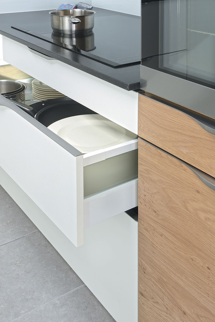 french cabinetry modern kitchens detail 8