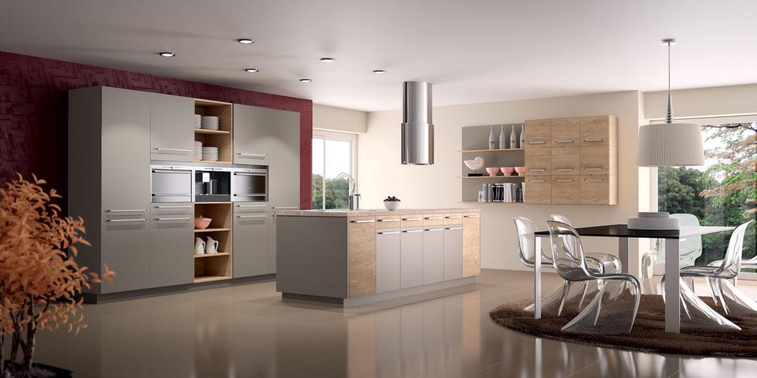 portfolio item medern kitchen
