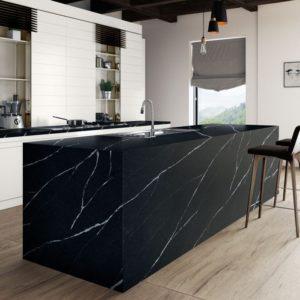 Silestone Kitchen Europea Eternal Marquina