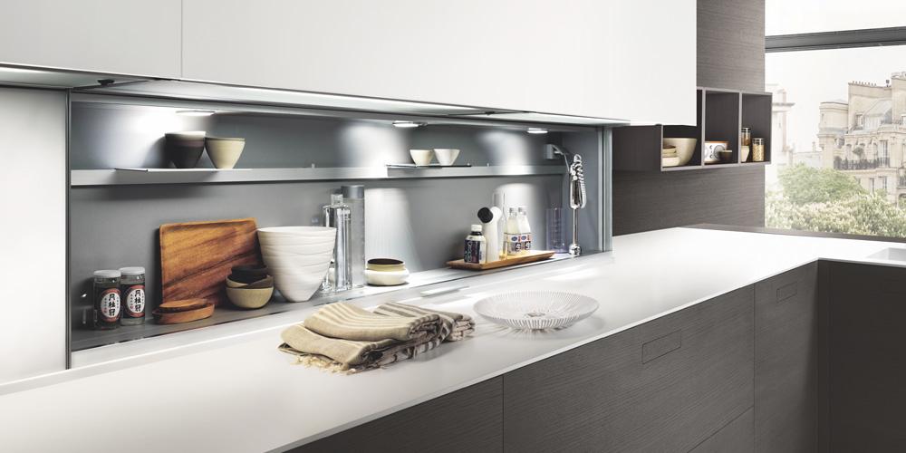 Kitchen Handle Less