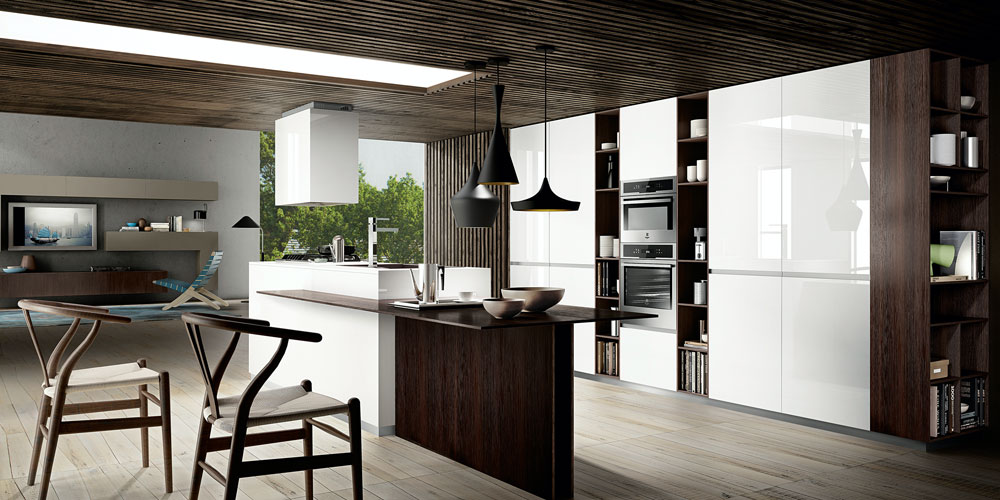 Kitchen Modern Timeless
